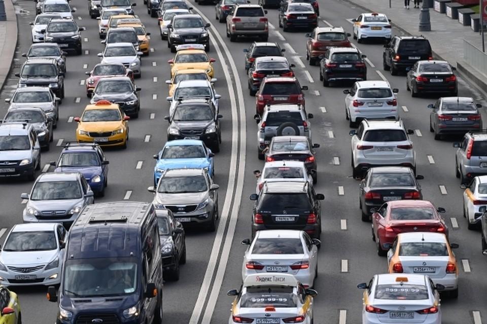 В ГИБДД рассказали, сколько машин у новосибирцев