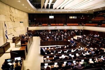 Депутаты израильского парламента утвердили в предварительном чтении законопроект о самороспуске