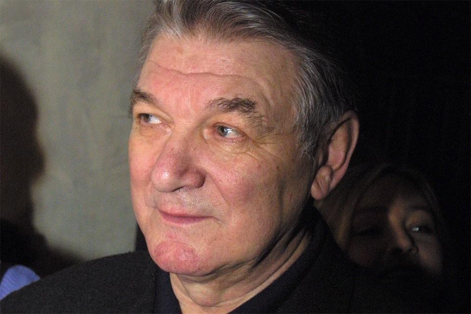 Актер Александр Белявский.