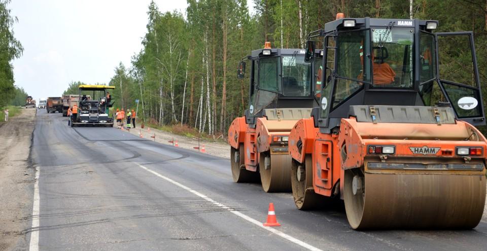 В Томской области отремонтировано почти 186 км улично-дорожной сети и 168,1 км региональных автодорог.