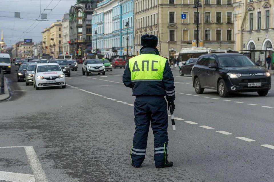 Петербуржца осудили за пьяную погоню от инспекторов ГИБДД.
