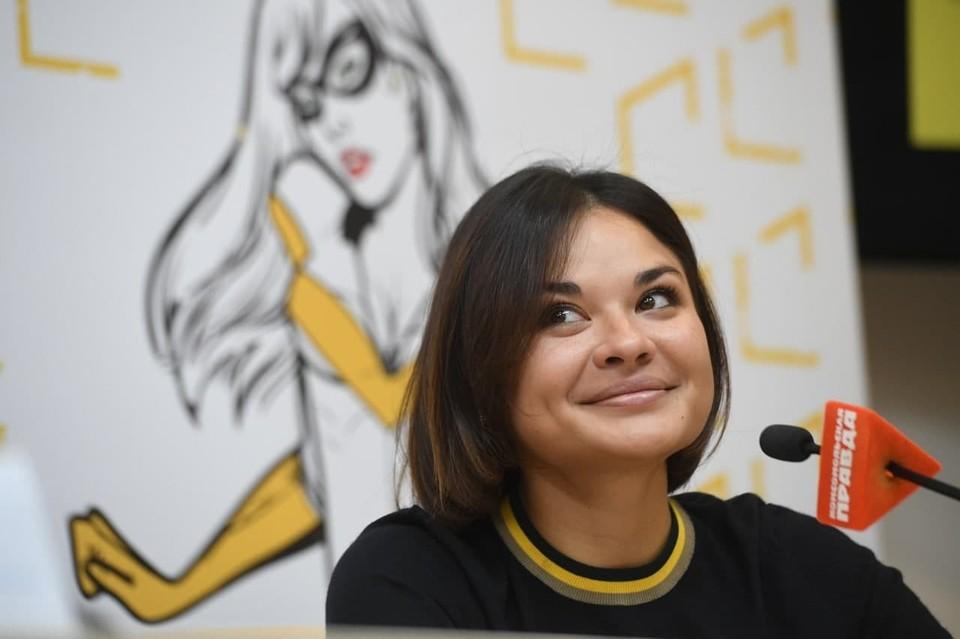 Ксения Шойгу стала новым президентом Федерации триатлона России