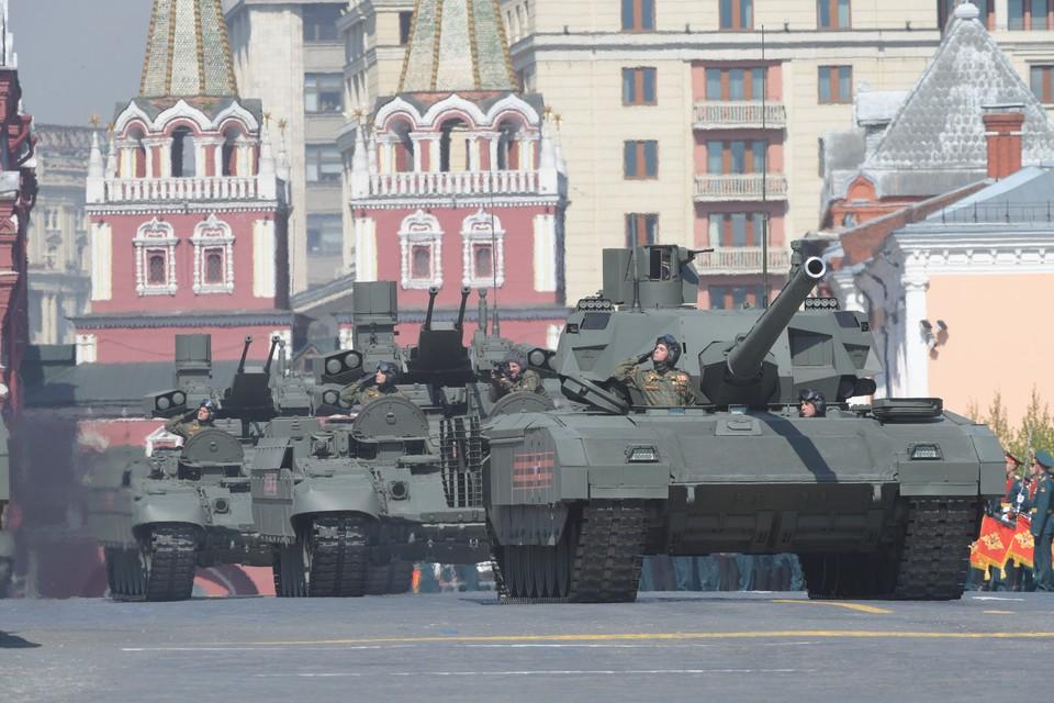 Американские эксперты восхитились российским танком «Терминатор»
