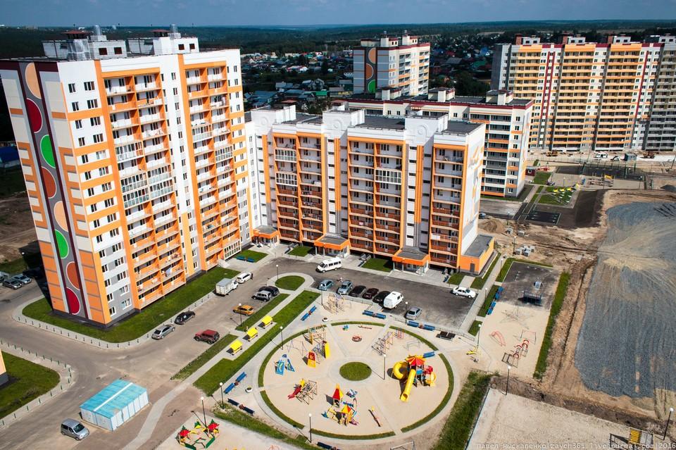 На реализацию проекта Томская область направила более 13 млн рублей.