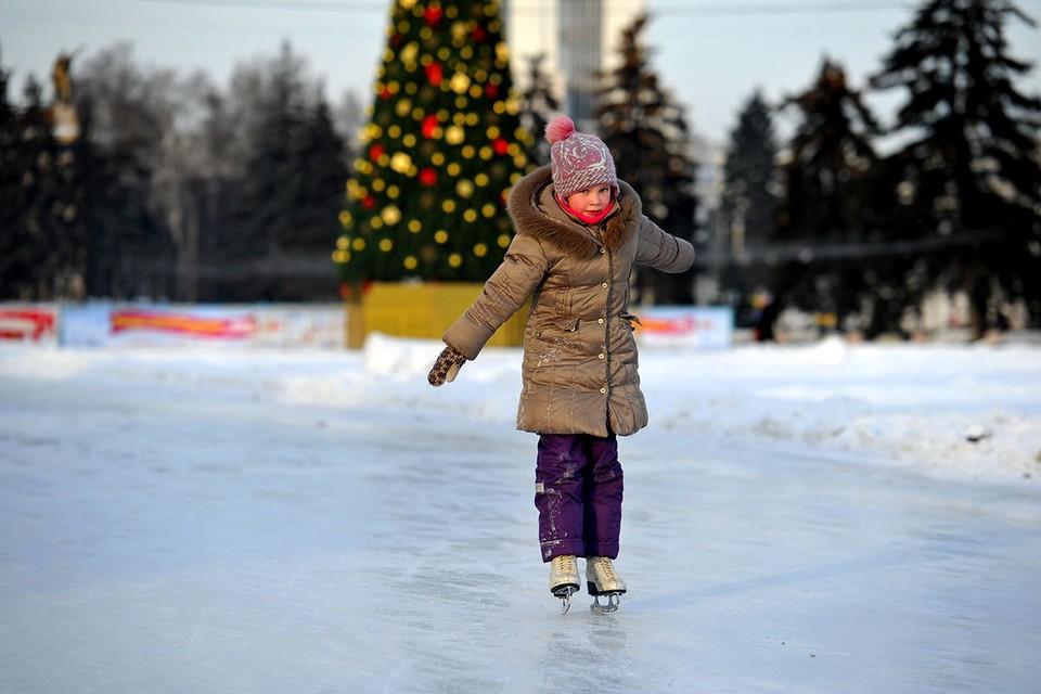 В Самаре будет работать 120 бесплатных ледовых площадок во всех районах города.