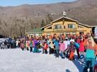 Жители Владивостока открыли горнолыжный сезон в Центре зимнего отдыха «Комета»