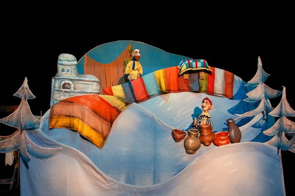 Фото: Театр кукол