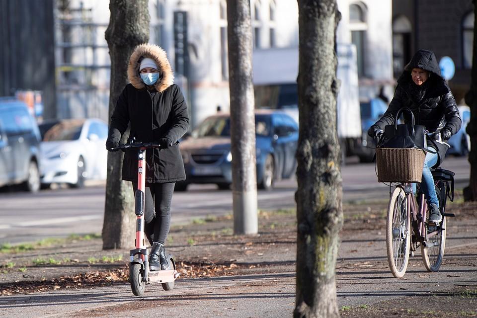 Швеция на протяжении всей пандемии отказывалась от введения строгих мер