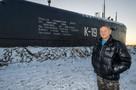 Бывший матрос выкупил рубку легендарной подлодки К-19 и установил в Подмосковье
