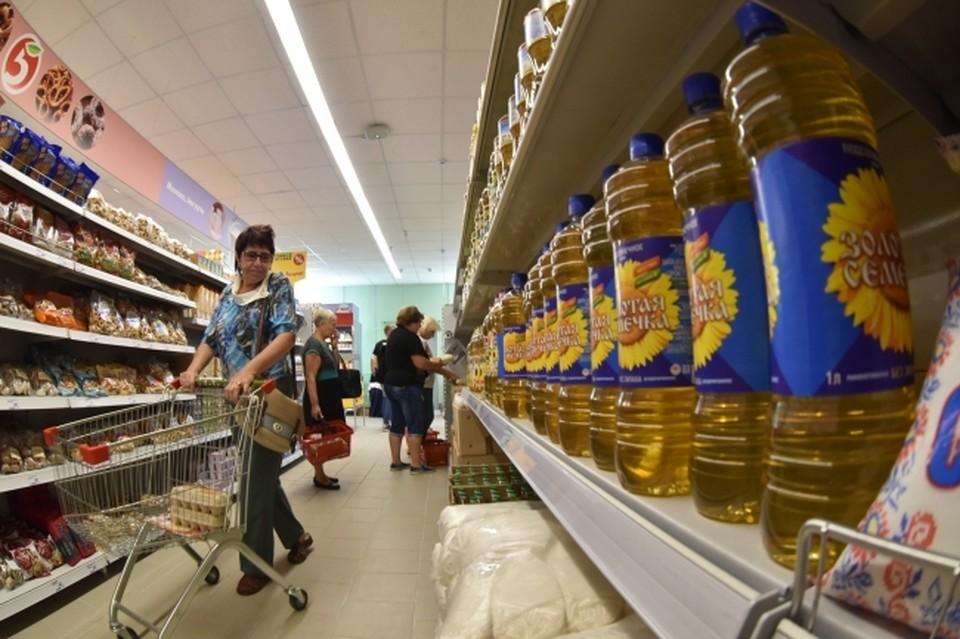 Минпромторг рассказал, как будут регулировать цены на сахар и масло в РФ