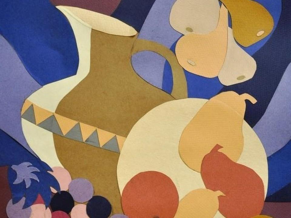 """Юные художники Нижневартовска научатся """"методу египтян"""" Фото: Администрация города Нижневартовска"""
