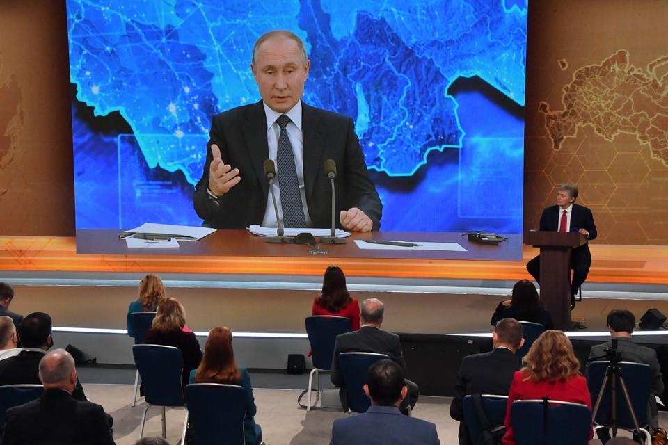 Путин ответил на вопрос о мусорной реформе