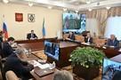Михаил Дегтярев выступил с инвестиционным посланием