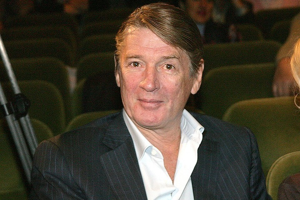 Александр Абдулов.