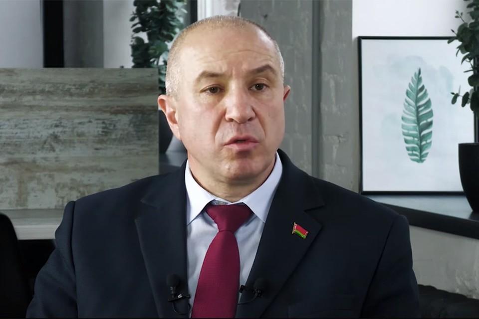 «Я не организовывал насилие. Я организовывал охрану порядка»: семь цитат из большого интервью экс-главы МВД Юрия Караева. Кадр из видео интервью.