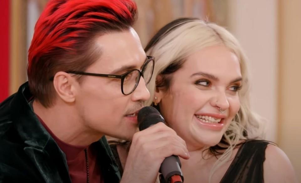 Новый хит Наташа исполнила на финале шоу «Пацанки». Билан подпевал.