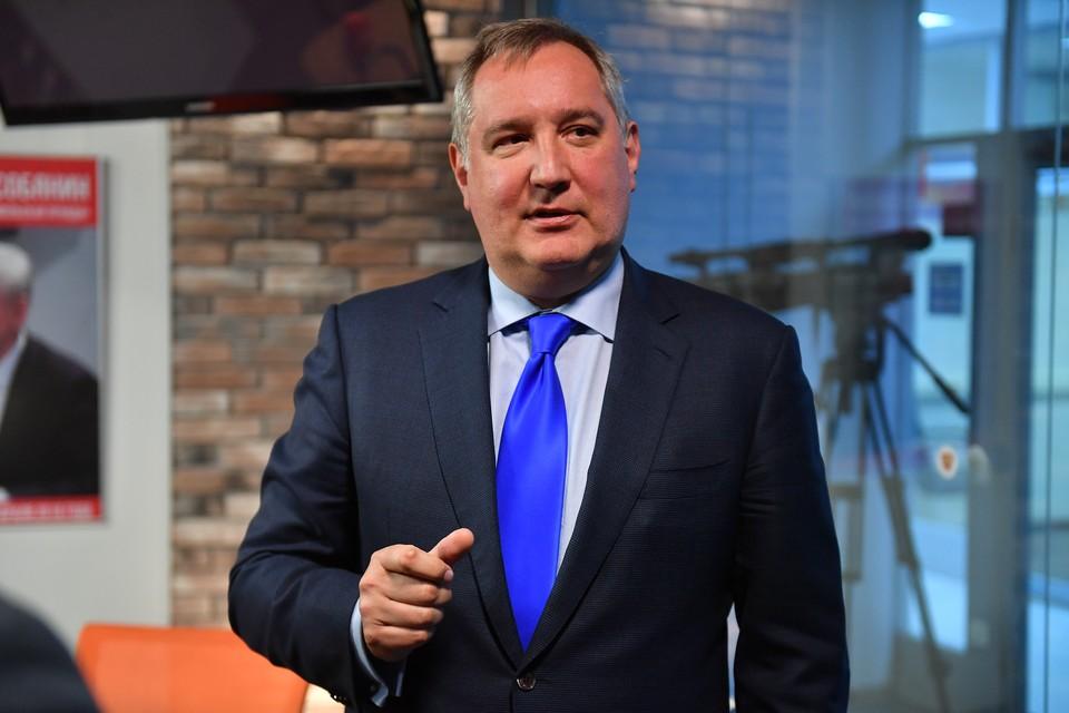 «Мы следим, как идут дела у Илона Маска»: Дмитрий Рогозин ответил на вопрос об основателе SpaseX