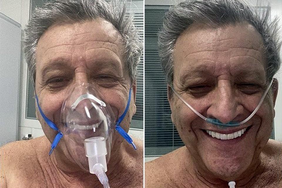 Борис Грачевский под контролем врачей в 52-й больнице