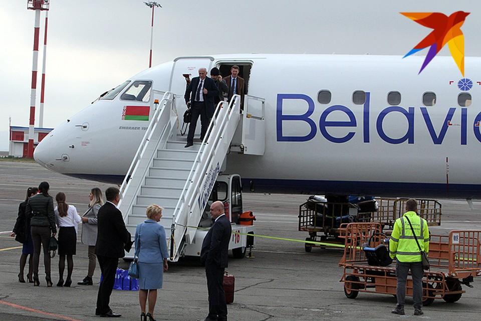 31 декабря «Белавиа» совершила рекордно низкое количество вылетов с начала лета. Фото носит иллюстративный характер.