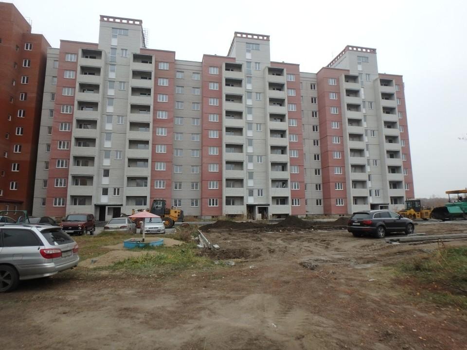 ФОТО: Минстрой Омской области.