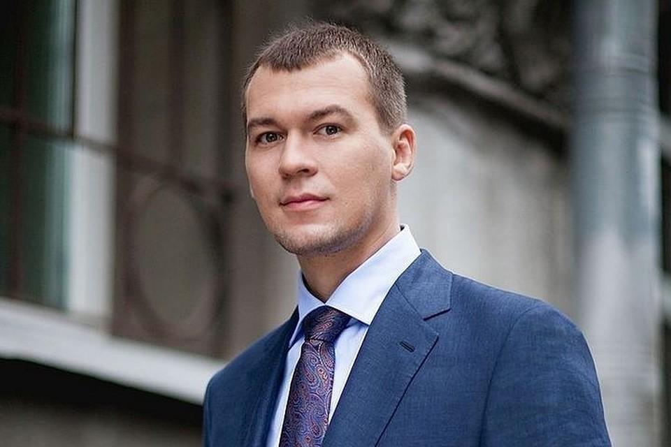 Михаил Дегтярёв