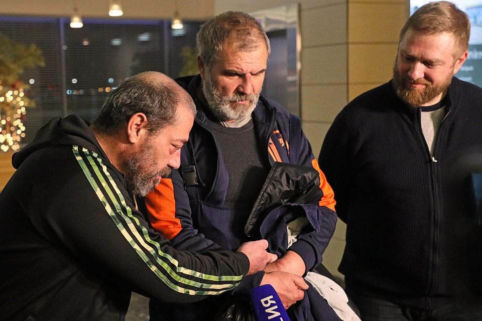 Сами пленники категорично не согласны с тем, что что-то нарушили. Фото: Гавриил Григоров/ТАСС