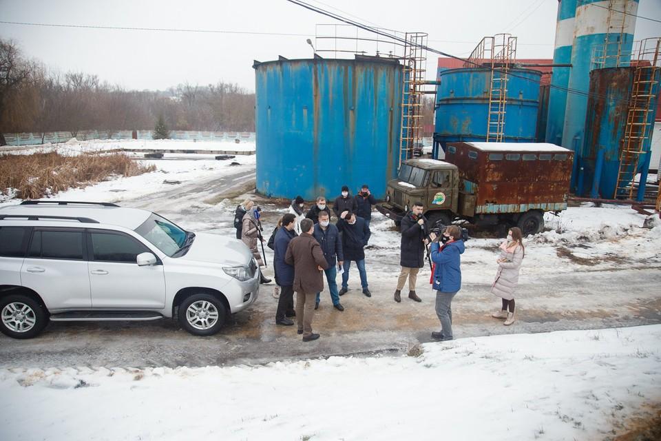 Вячеслав Гладков продолжает знакомиться с муниципалитетами области. Фото пресс-службы губернатора и правительства.