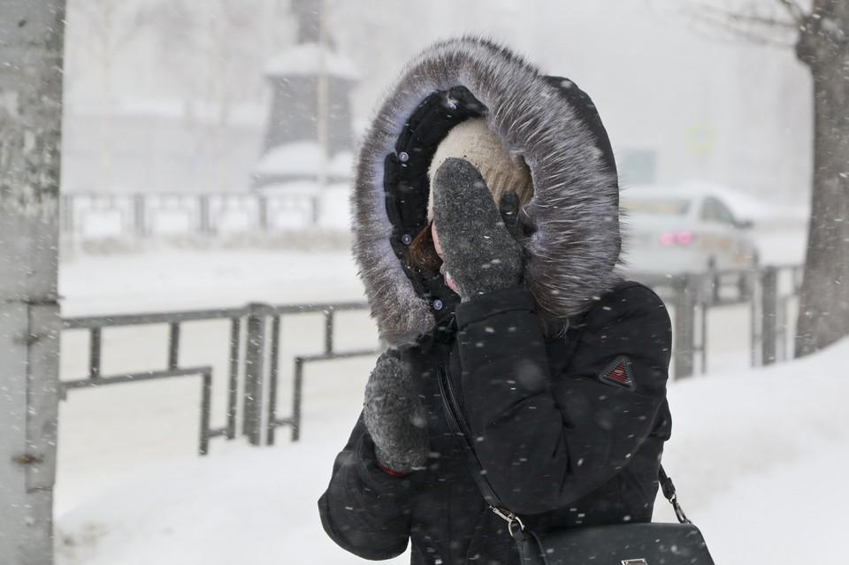 МЧС Кузбасса предупреждает об аномальных холодах