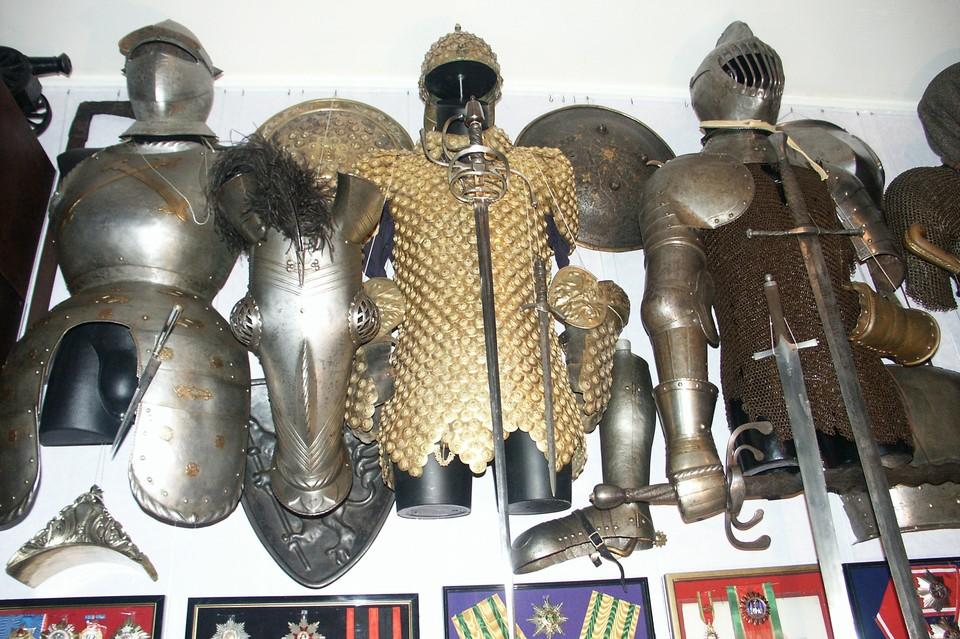 Частная коллекция москвича Марата Порая