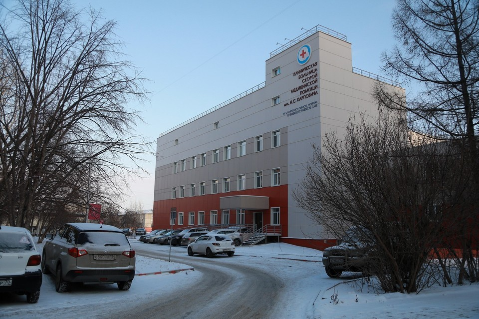 В Красноярске в БСМП за первые 4 дня попали 869 человек