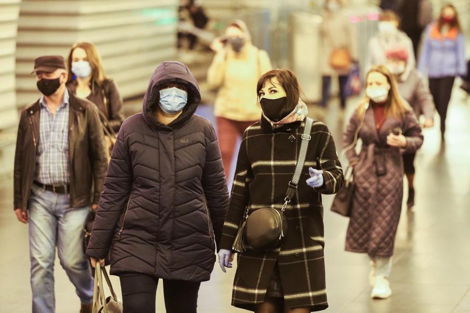 В России выявлено 24 217 новых случаев заражения коронавирусом