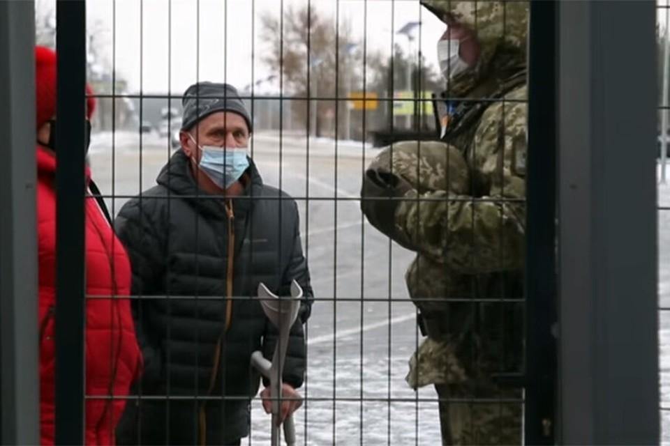 КПВВ в Счастье и Золотом до сих пор не открыты – ЛНР и Украина так и не согласовали ряд вопросов. Фото: ГПСУ