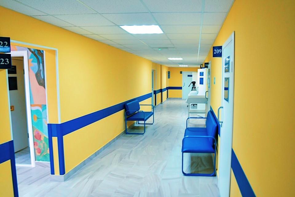 Первую поликлинику амурской столицы оборудовали по последнему слову техники - и стиля. Фото: amurobl.ru