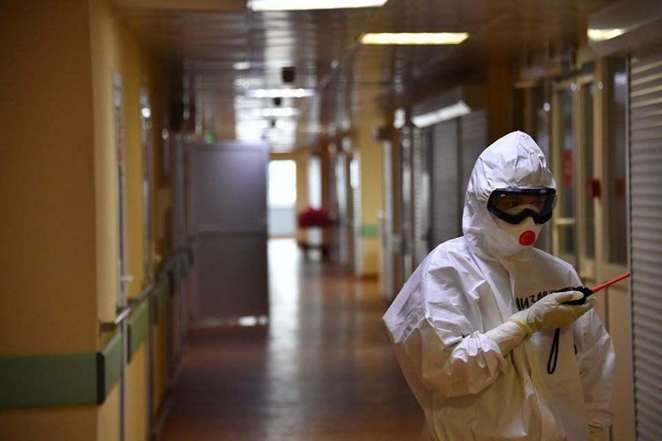 Опубликована информация о двух пациентах, скончавшихся от коронавируса в Кузбассе