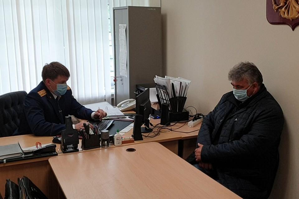 Фото: пресс-служба СУ СКР по Брянской области.