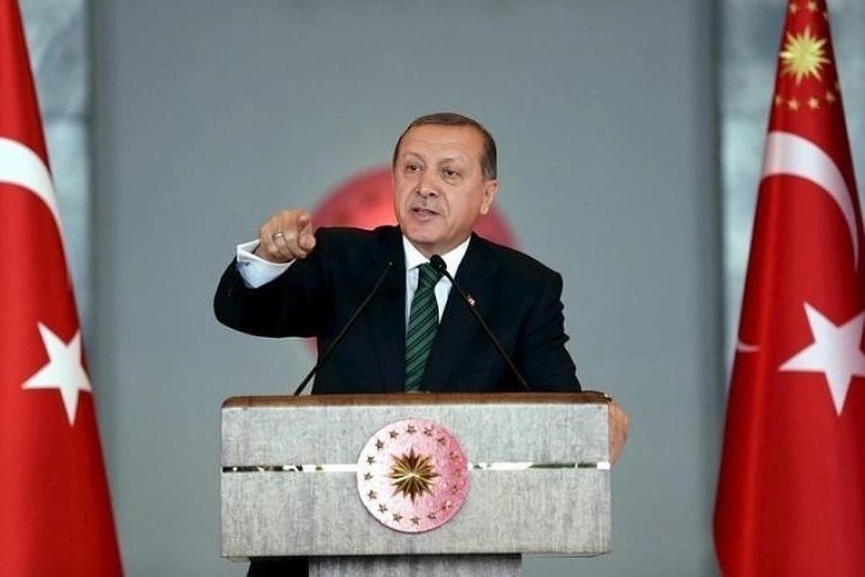 Эрдоган признался, что видит будущее Турции в Европе