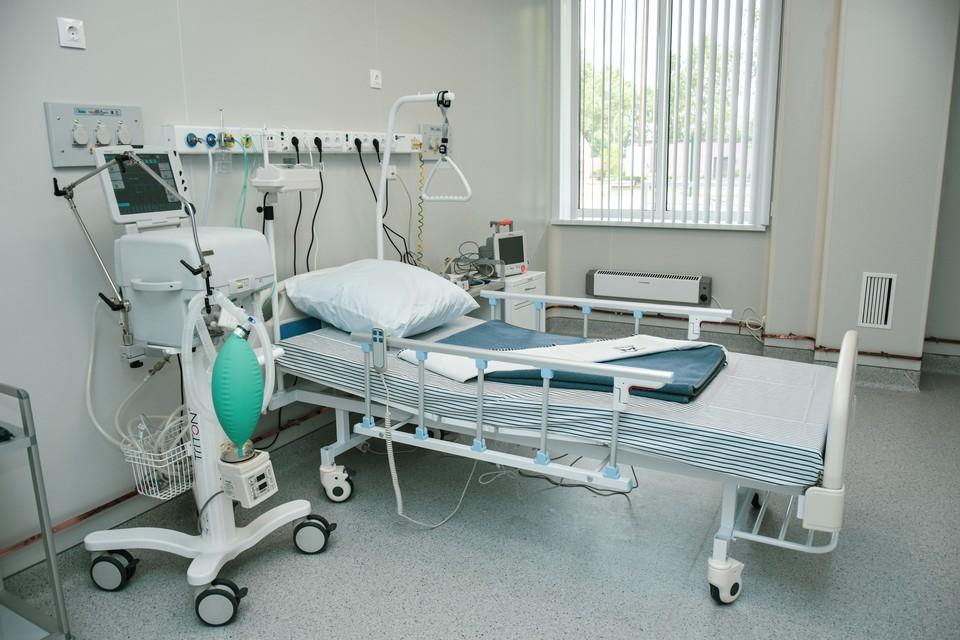 В Новосибирской области больше тысячи жертв коронавируса