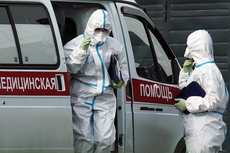 В России от коронавируса за сутки умерли 456 человек