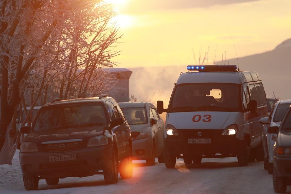 Взрыв произошел в жилом доме в Кузбассе