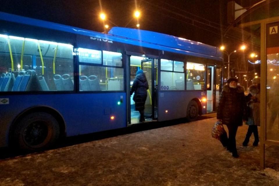 Популярный автобусный маршрут снова работает в Новокузнецке