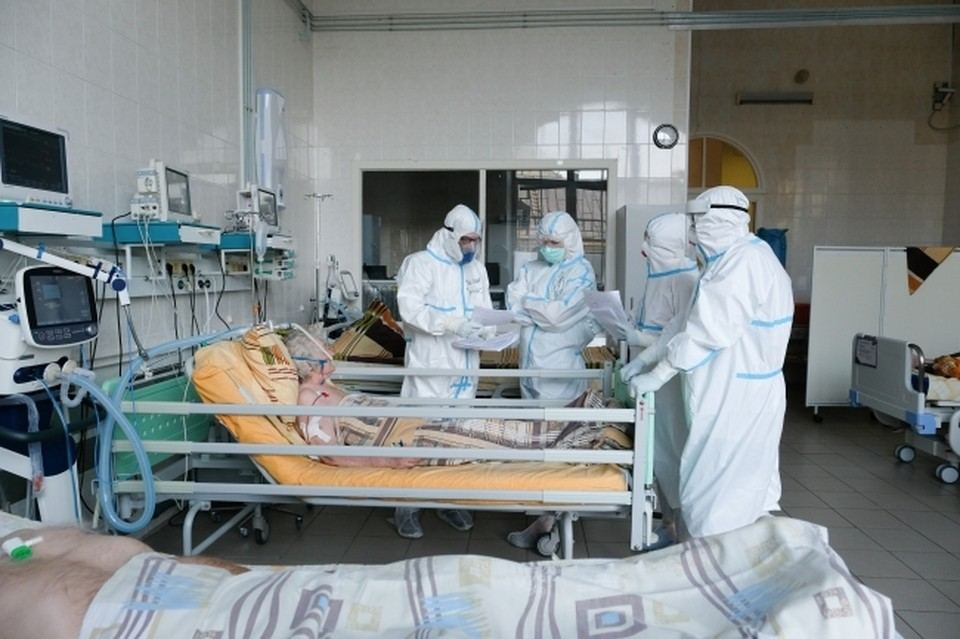 Два пациента с коронавирусом скончались в Кузбассе на утро 11 января