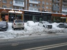 Пробки в 9 баллов и духовное единение с лопатами: как выглядит Самара в снежном апокалипсисе