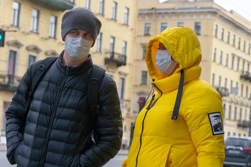 В Петербурге создали куртку с подогревом для полярников.