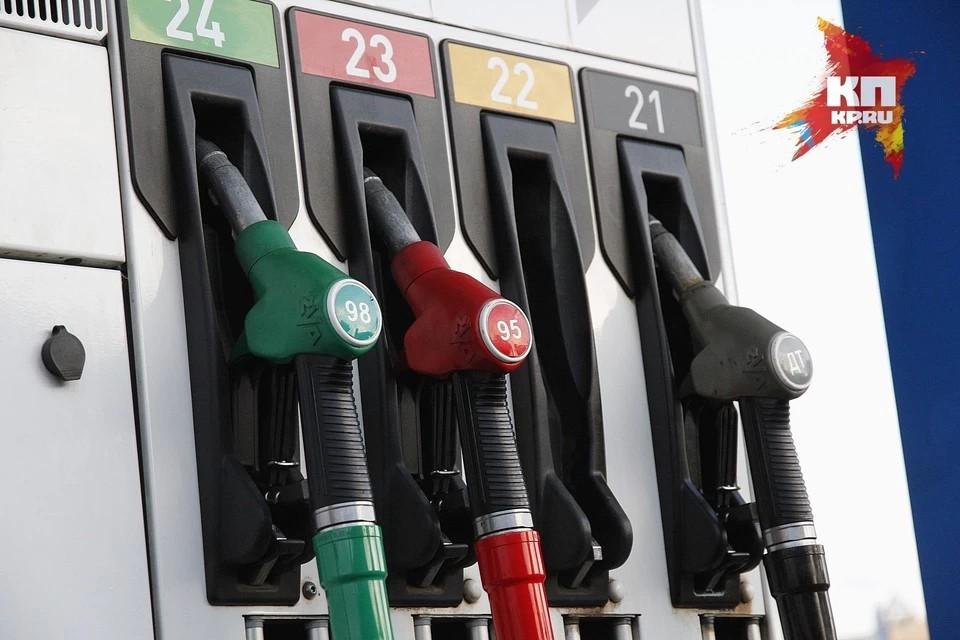 Эксперты прогнозируют, что в России могут резко вырасти цены на бензин