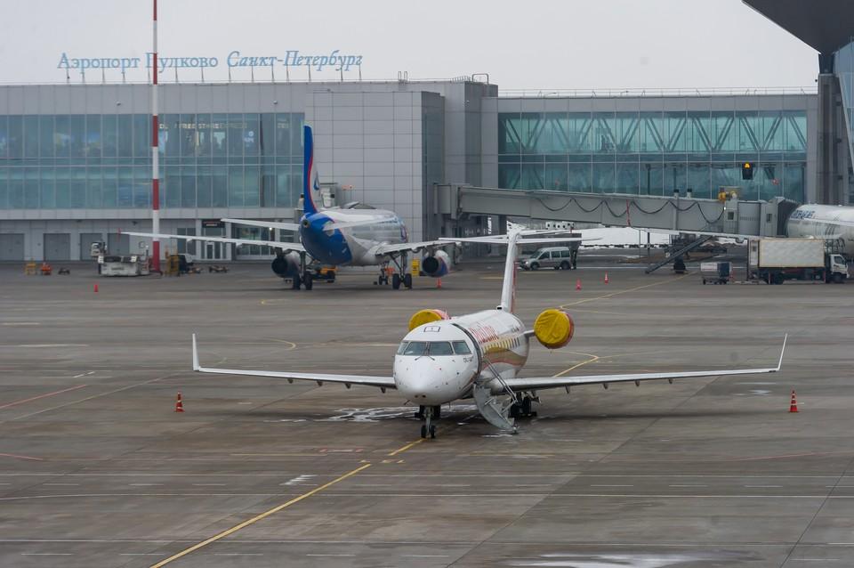 В Пулково опровергли возобновление полетов виз Хельсинки в Петербург.