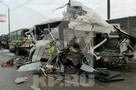 Как могут наказать водителя грузовика за смертельное ДТП с военными автобусами на Новой Риге