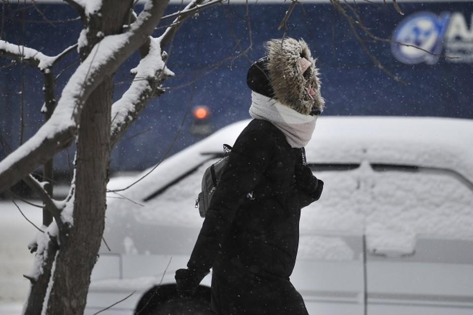 Традиционно вместе с потеплением придут и обильные снегопады.