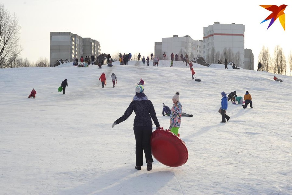 В Минске начнут заливать открытые катки, если сохранится минусовая температура