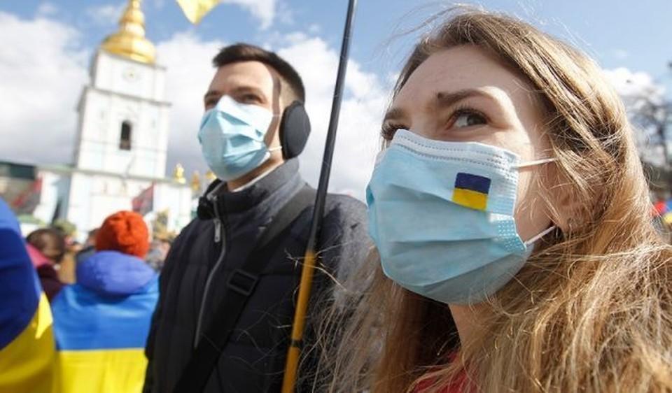 На Украину так просто не попадешь.