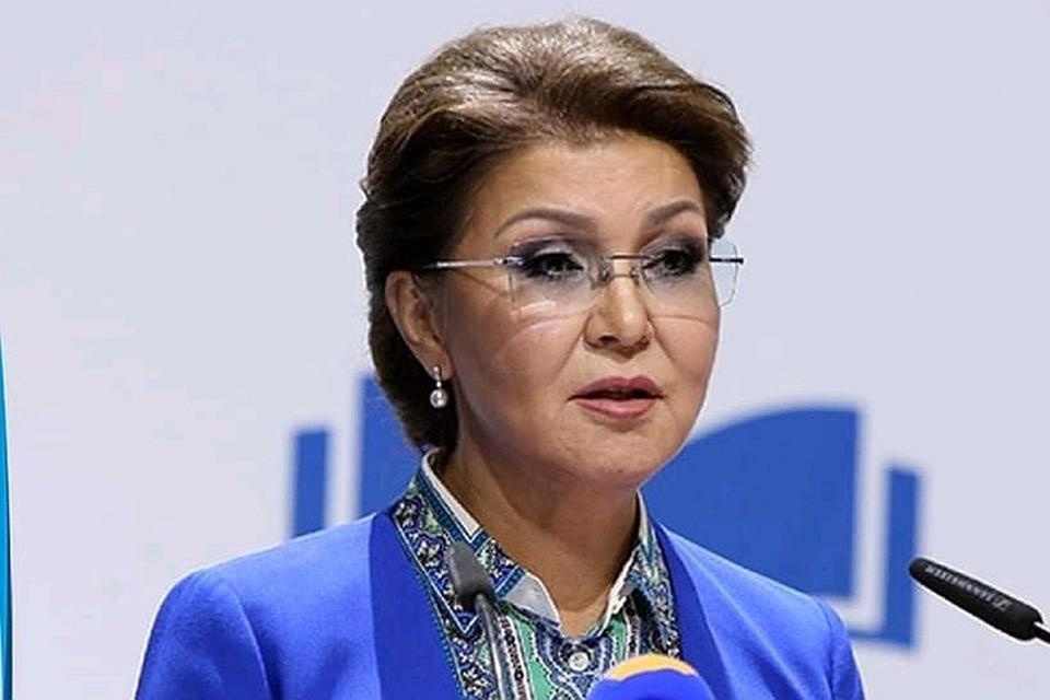 Дарига Назарбаева стала депутатом мажилиса Казахстана. Фото: presidentfoundation.kz